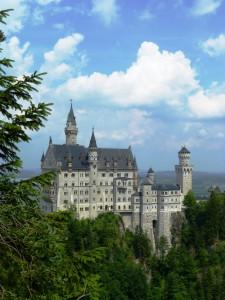 21 Slottet Neuschwanstein (2)