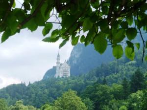 22 Slottet Neuschwanstein (2)