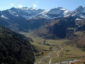 Suchaktion Sportgastein Bad gasteiner bergretter bargen Verletzt